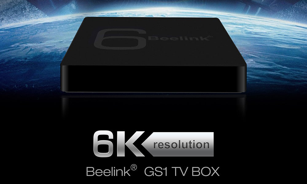 TV Box Beelink